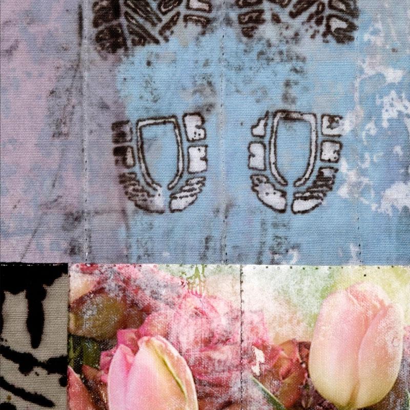 Impressions du Jardinier triptych detail