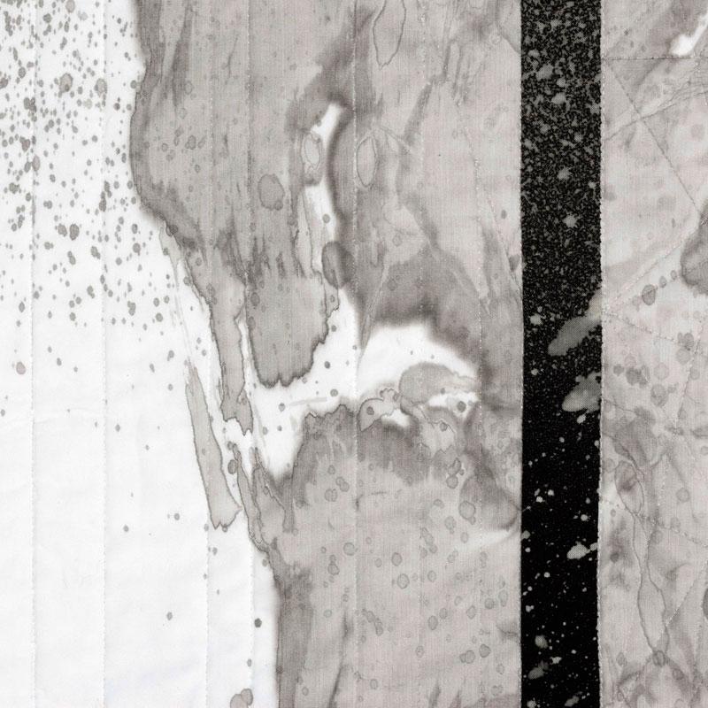 pieds de verre detail